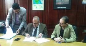 توقيع اتفاقية تعاون مع هيئة الطاقة المتجددة